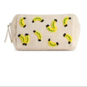 NWT! Banana Pouch Bag